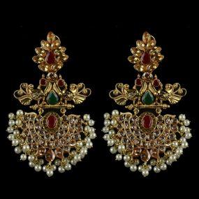 Bakht Earrings