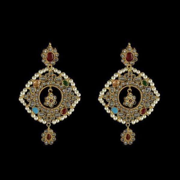 Mashq earrings