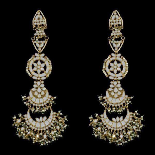Zehraa earrings