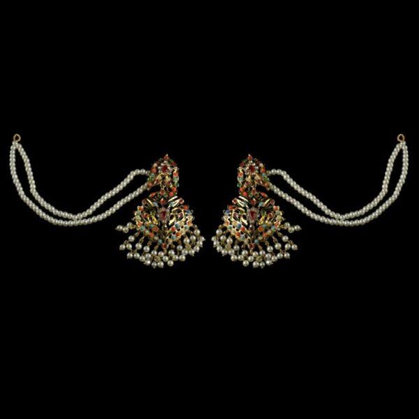 Flanella Earrings