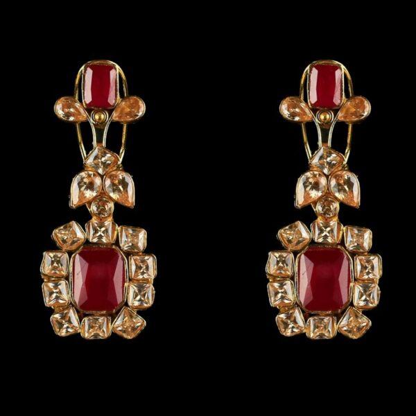 Roselia Earrings
